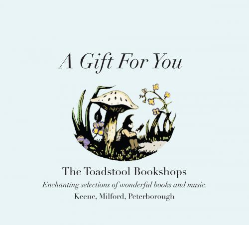 Bookworm gift  card